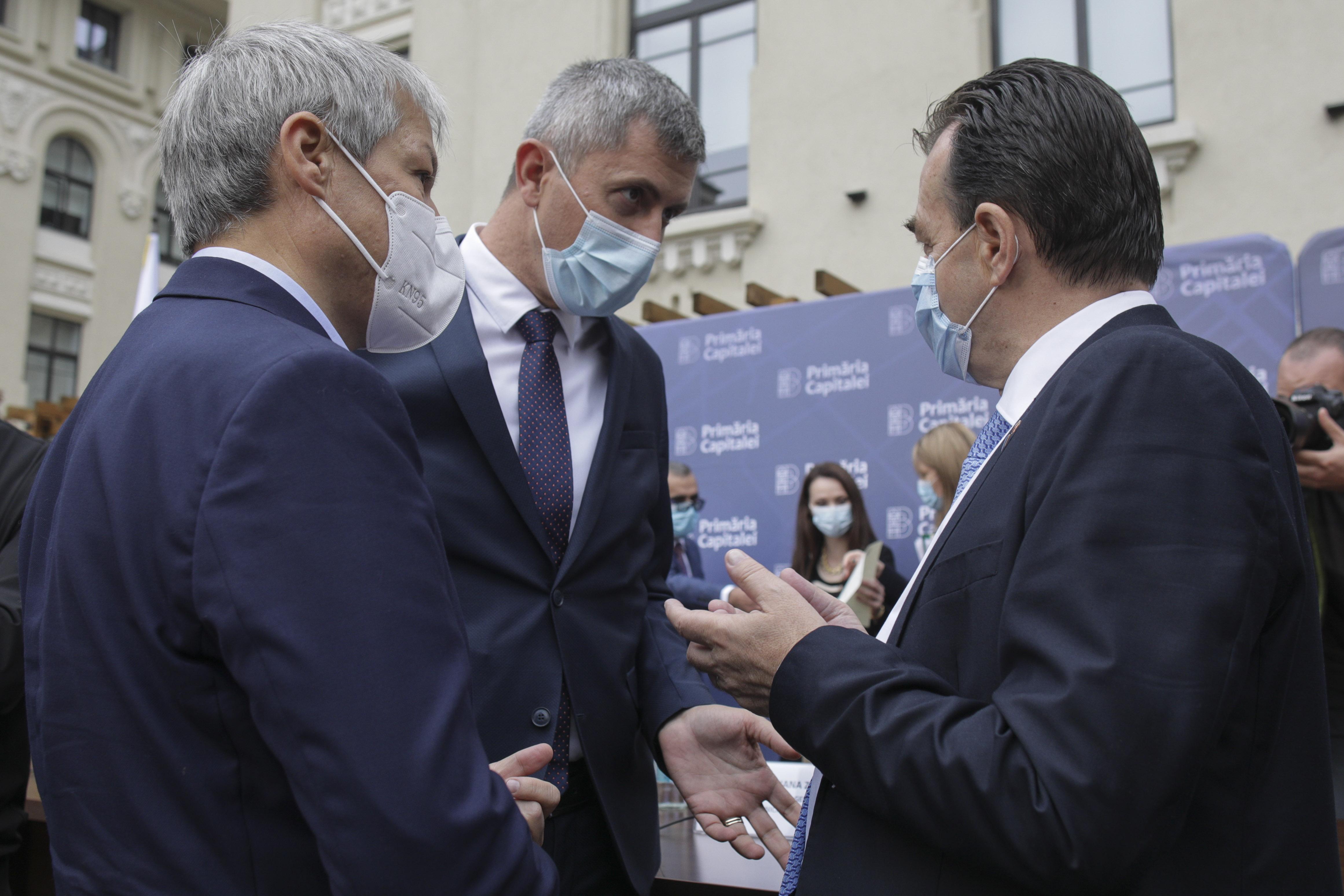 """Dan Barna: PNL are """"un fel pesedist"""" de a administra România, """"în unele locuri"""""""