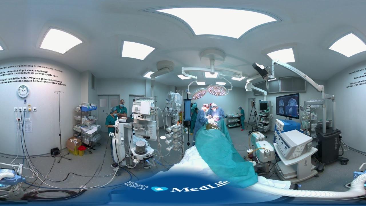 Intervenții complexe și rare, realizate cu succes de către echipe medicale pluridisciplinare în cadrul MedLife