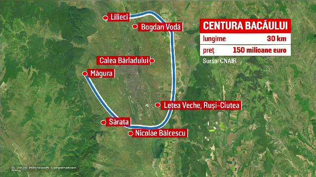A fost deschisă prima bucată din Autostrada Moldovei, de numai 17 km. Când va fi gata întreaga A7