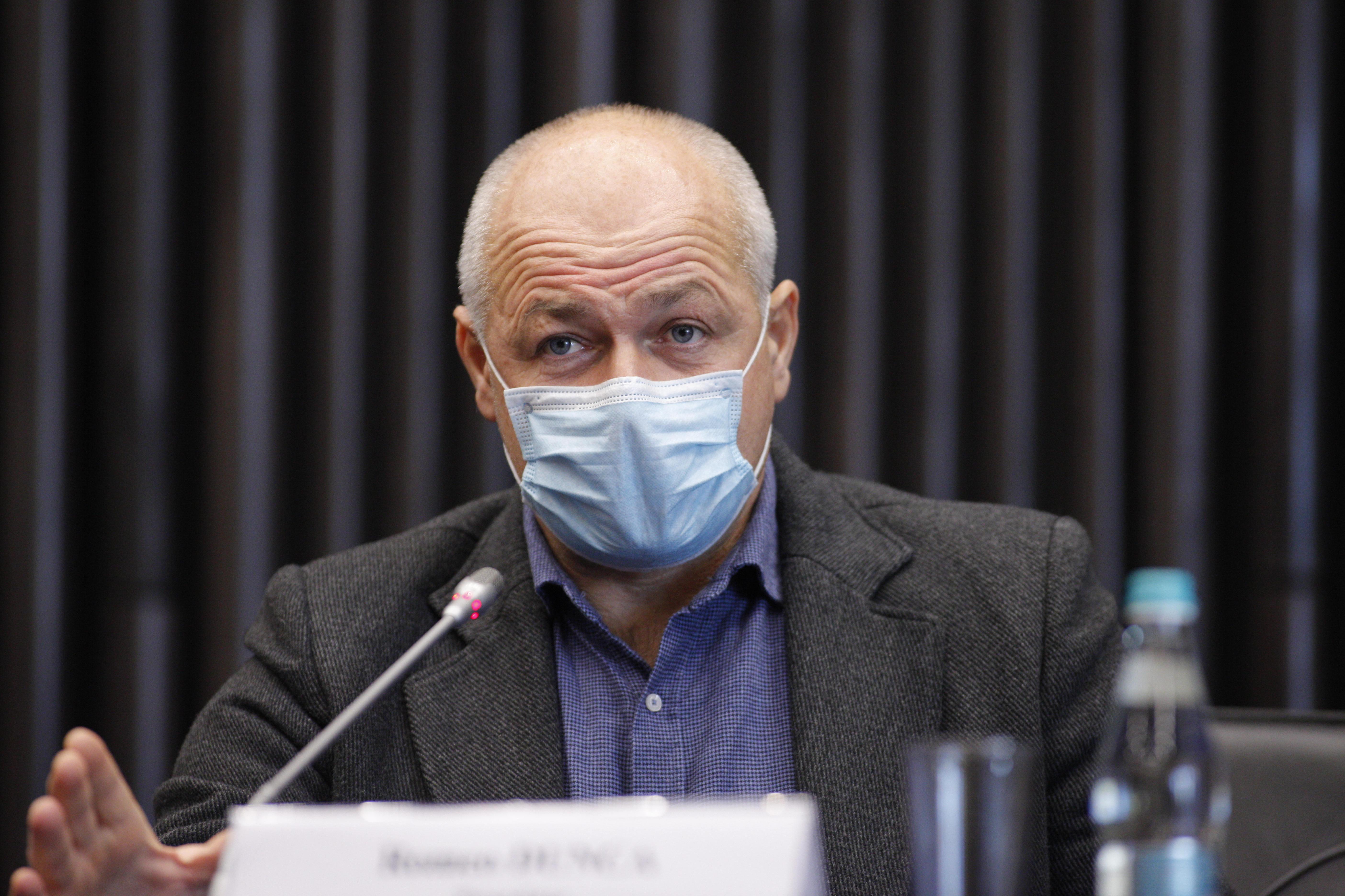 """Romeo Dunca, despre situația din Spitalul din Reșița: """"Iau salarii de medici primari și sparg furuncule"""""""