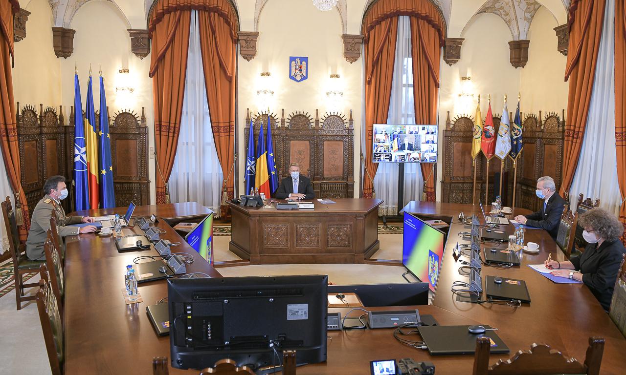 Strategia de vaccinare anti-COVID-19 în România, discutată în CSAT, va fi prezentată vineri, la Palatul Victoria