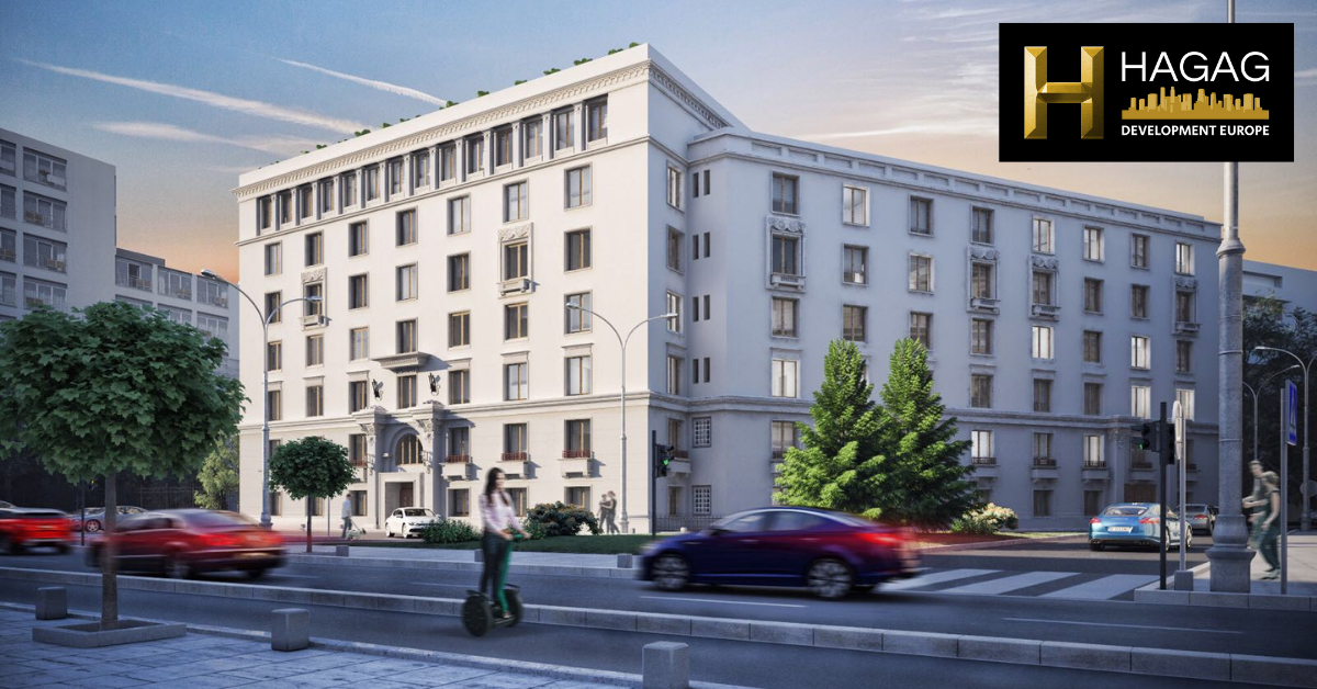 (P) Cauți dezvoltatori imobiliari de încredere? Hagag Development Europe, dezvoltator specializat în proiecte rezidențiale