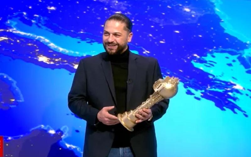 Augustin Viziru, câștigătorul trofeului Fermierului Anului: Ferma mi-a schimbat viața complet
