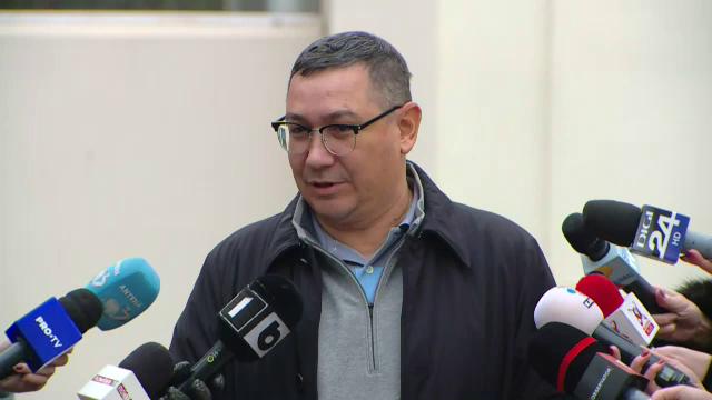 Explicația lui Victor Ponta pentru că nu a purtat mască în timpul declarațiilor de la ieșirea de la urne. VIDEO
