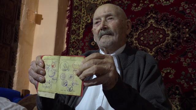 Botoşăneanul de 105 ani care nu a lipsit niciodată de la vot. Ce mesaj are pentru politicieni