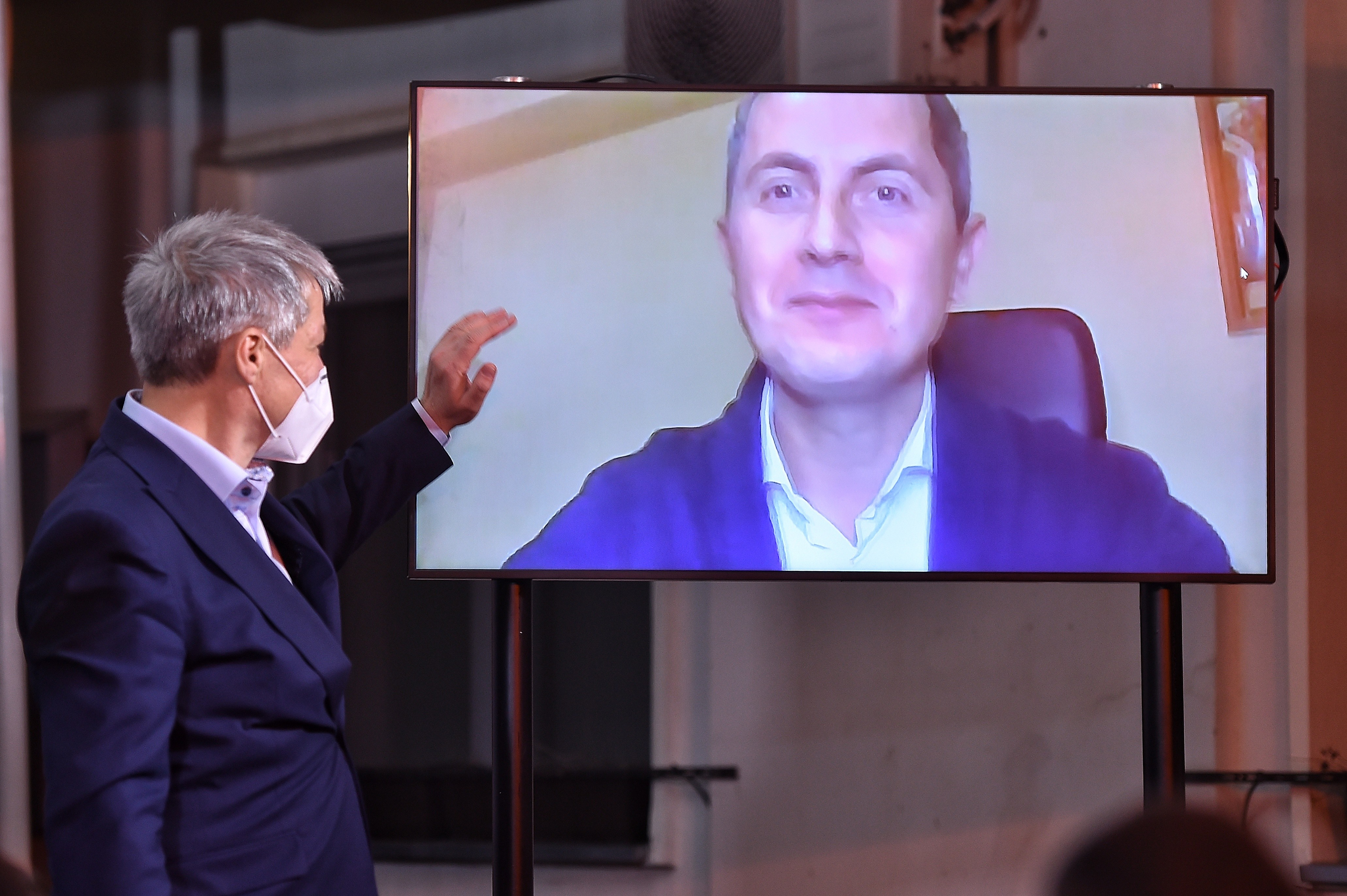 Dan Barna: Nu se va face reformă în România fără USR PLUS
