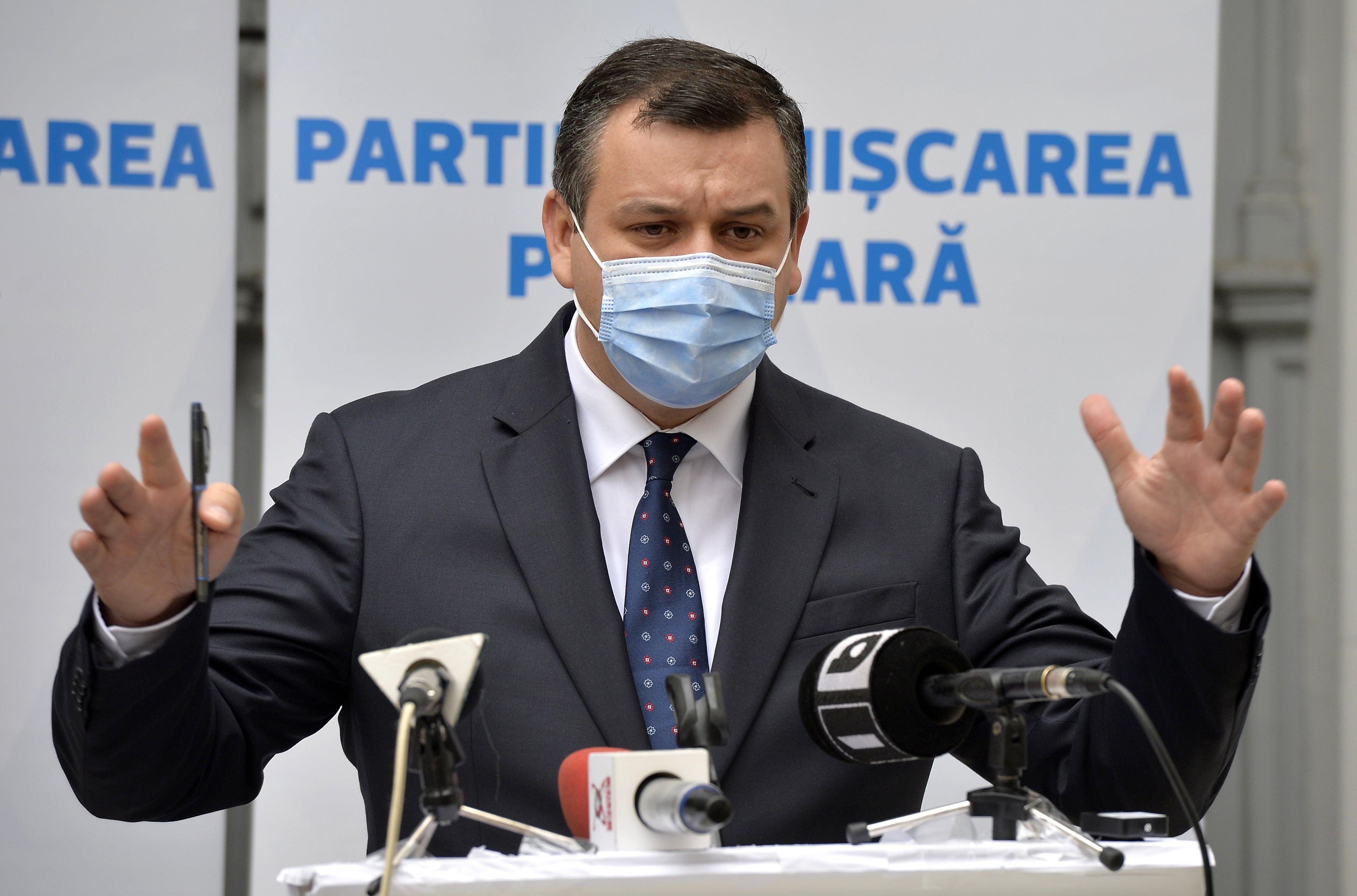 """Tomac a demisionat din conducerea PMP, dupa rezultatul """"bun"""" înregistrat la parlamentare"""