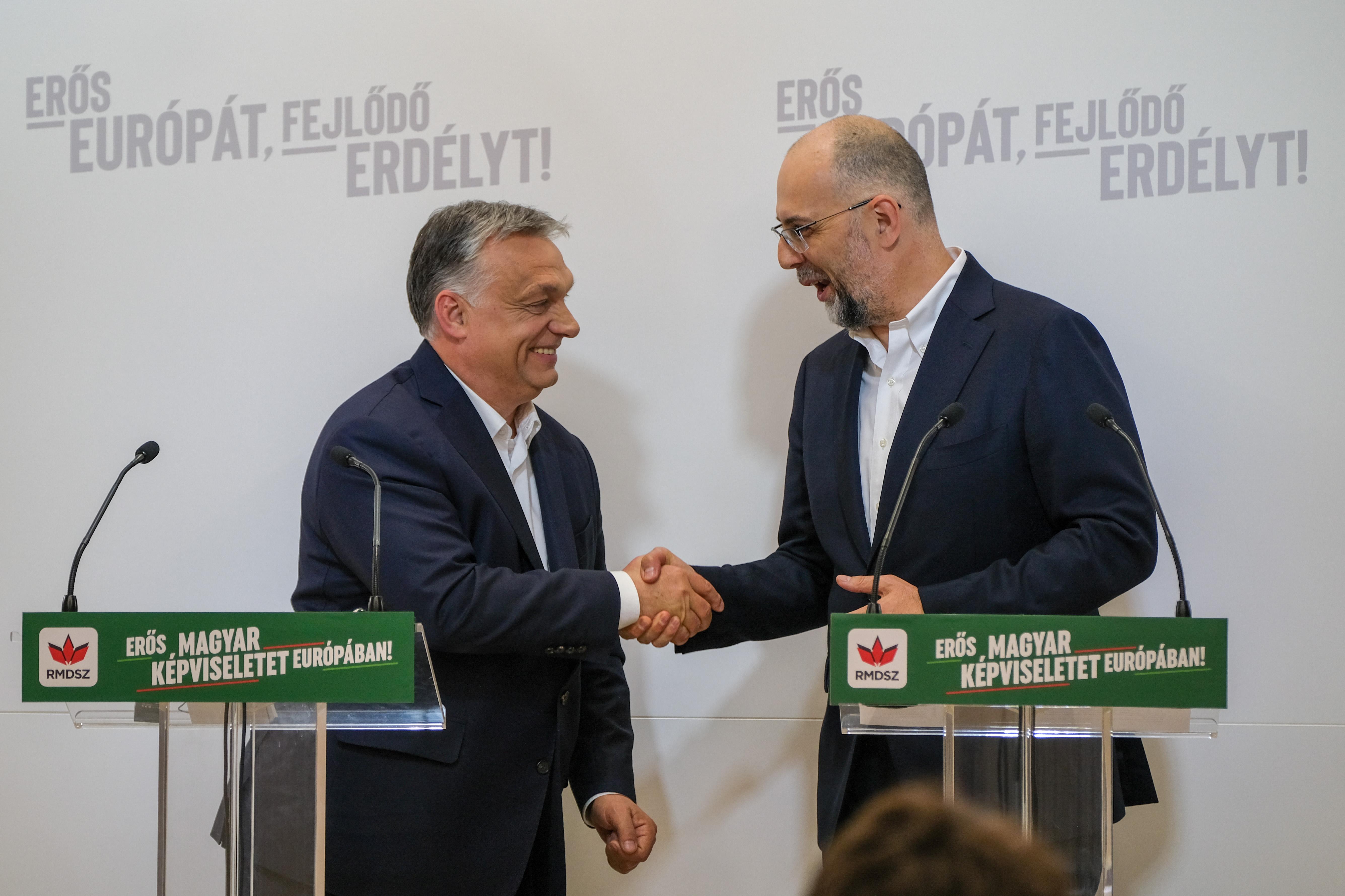 Reacția lui Viktor Orban despre rezultatele obținute de UDMR la alegerile parlamentare