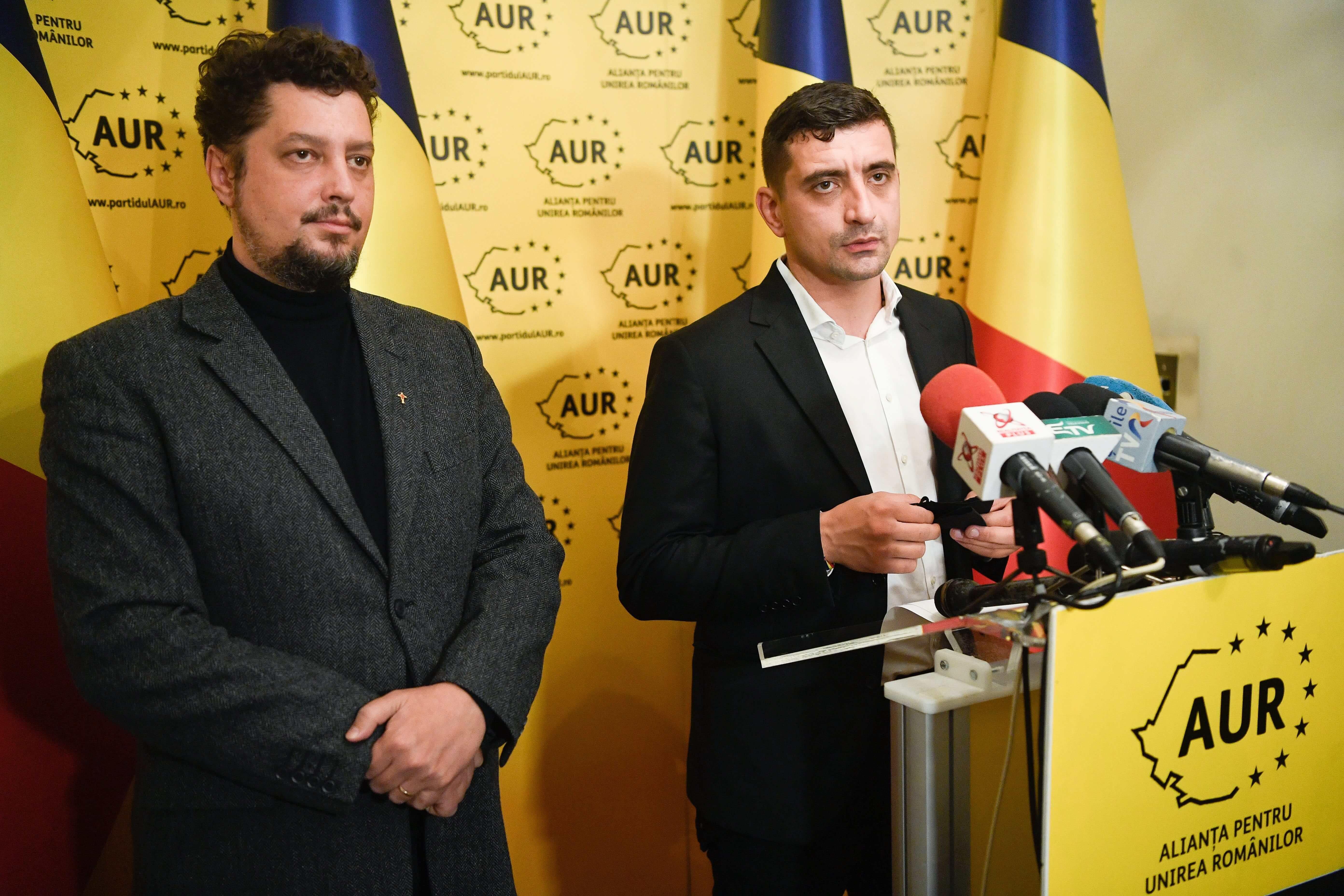 Rezultatul obținut de AUR la alegerile parlamentare, în atenția presei internaționale