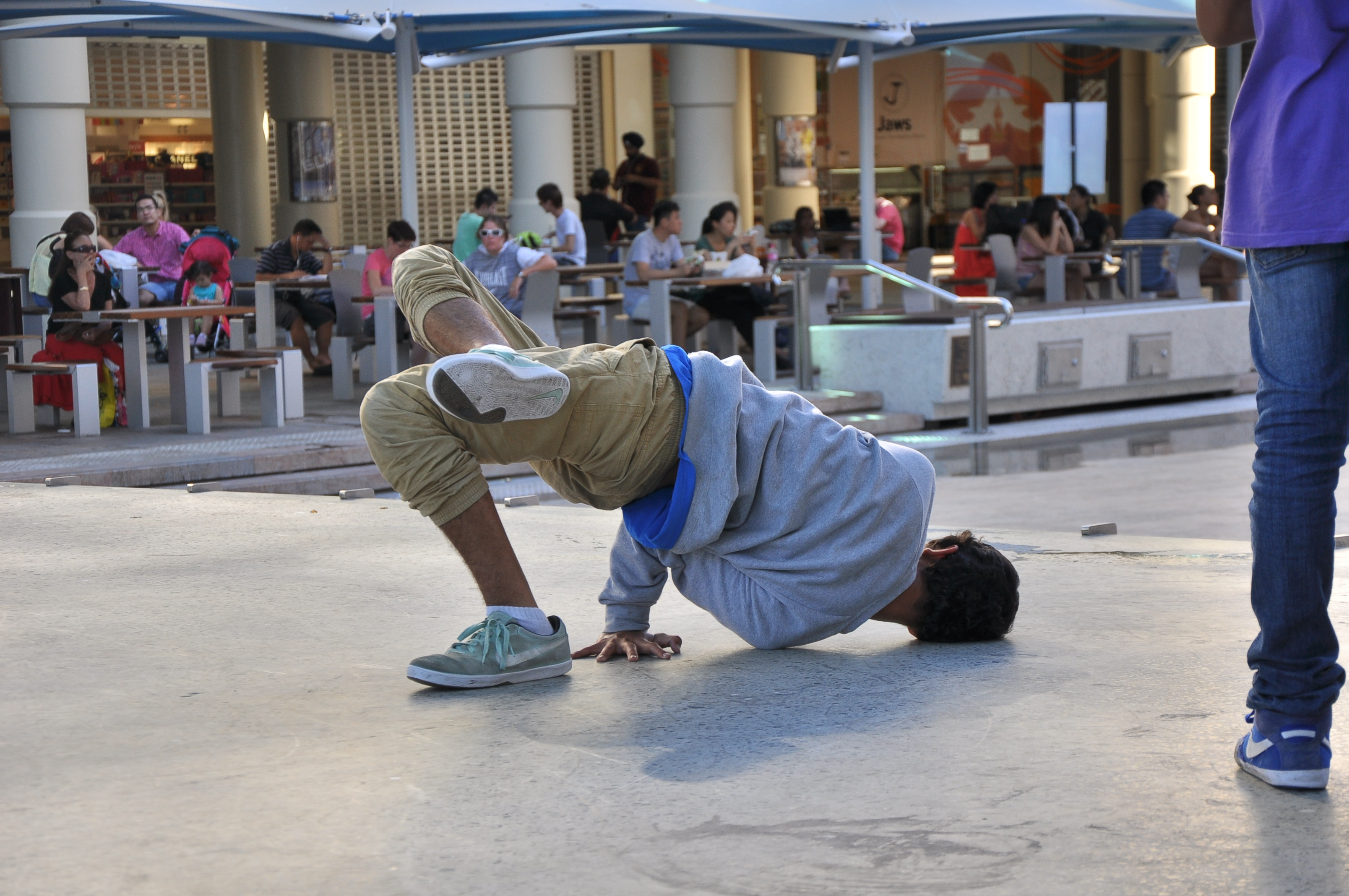 Breakdance-ul va deveni probă olimpică începând cu Jocurile Olimpice din 2024 de la Paris