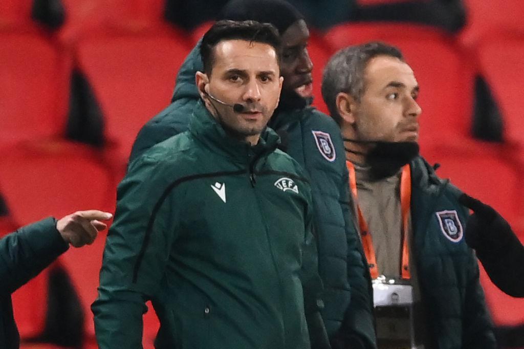 Sebastian Colţescu, suspendat până la finalul sezonului, după scandalul de rasism de la Paris