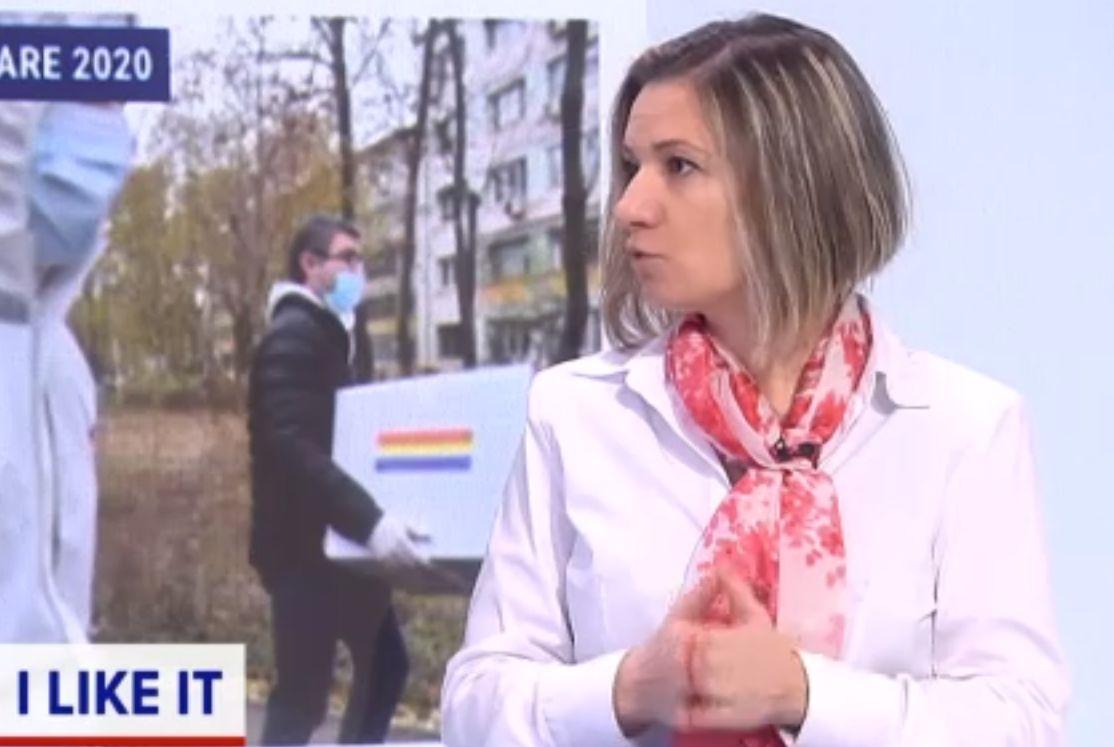 Cum ar putea să funcționeze votul prin internet, explică Ana Maria Stancu în emisiunea Iuliei Ionescu