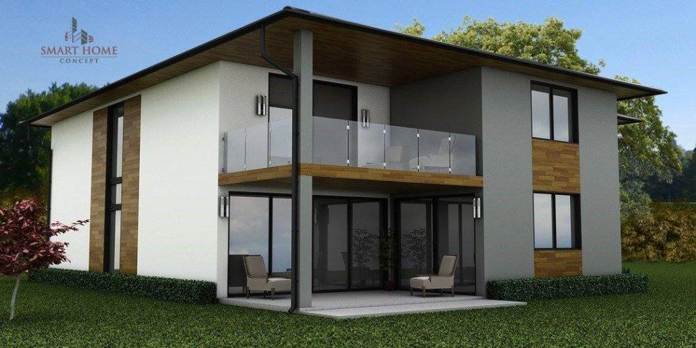 (P) Topul proiectelor de case la modă în 2021 - Smart Home Concept a pregătit un vast portofoliu pentru doritori