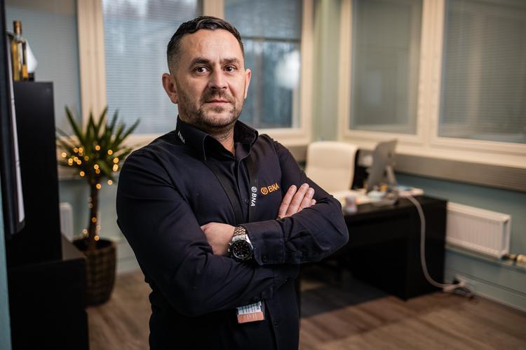 """Ioan Cânța a câștigat competiția finlandeză """"Antreprenorul migrant al anului 2020"""""""