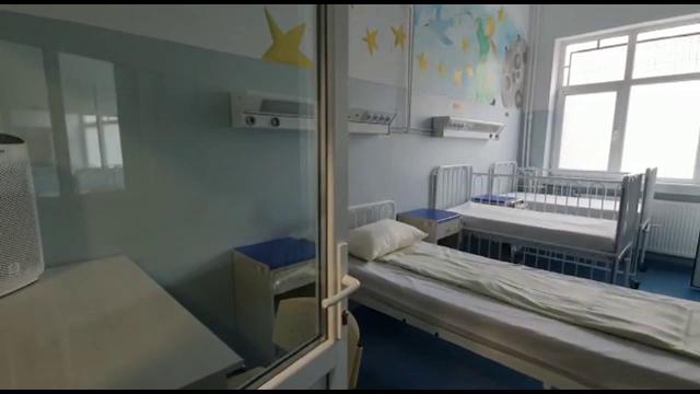 Institutul Național pentru Sănătatea Mamei și Copilului din Capitală a inaugurat secția de pediatrie, complet renovată