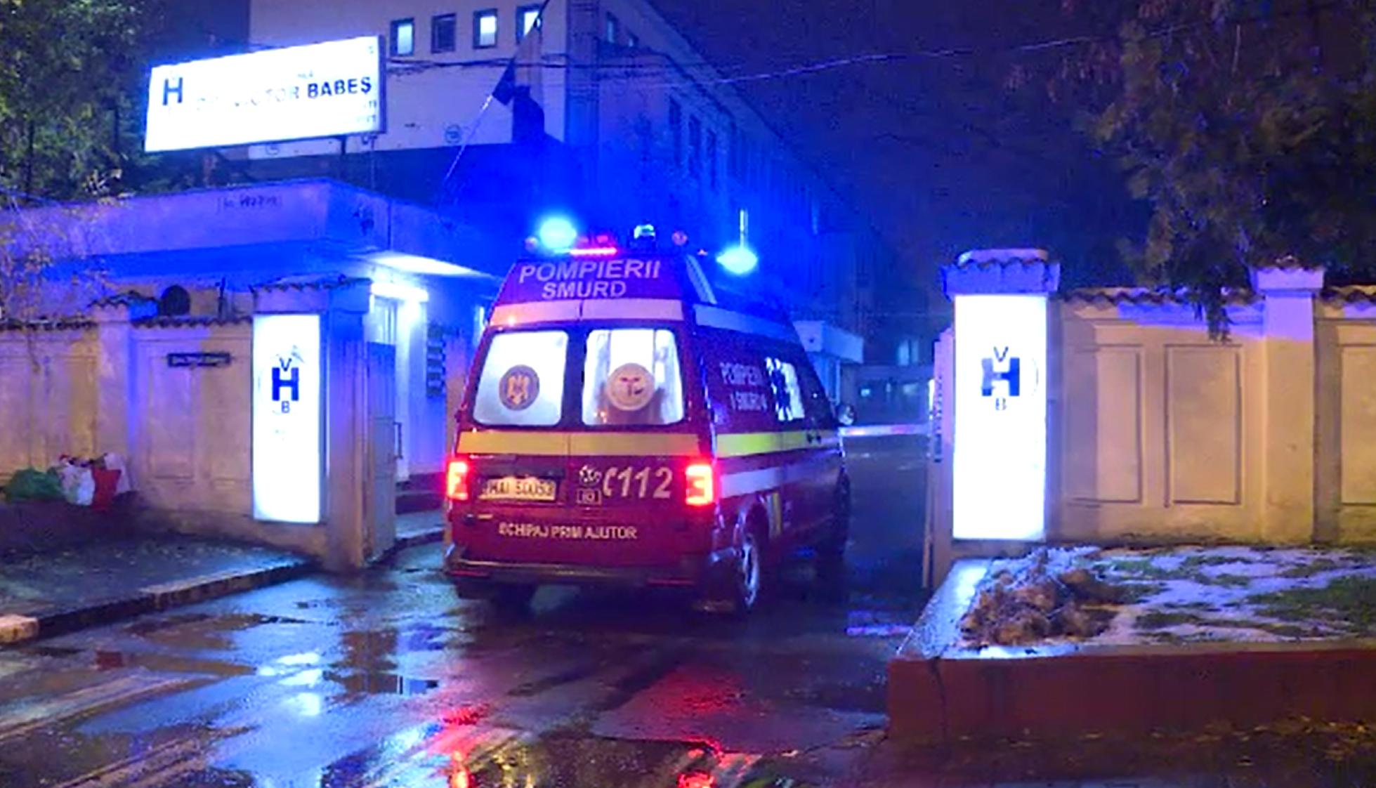 """Noi detalii în cazul femeii de la """"Victor Babeș"""", detubată din greșeală. Inițial, fiului ei i s-a spus că a murit de COVID"""