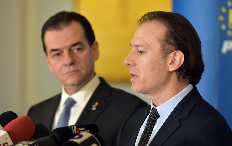 Cabinetul Florin Cîțu prinde contur. Sâmbătă are loc prima rundă de negocieri. Ce nume sunt vehiculate