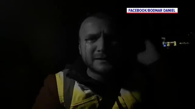 Controale ample în Suceava după ce activistul Daniel Bodnar a fost atacat