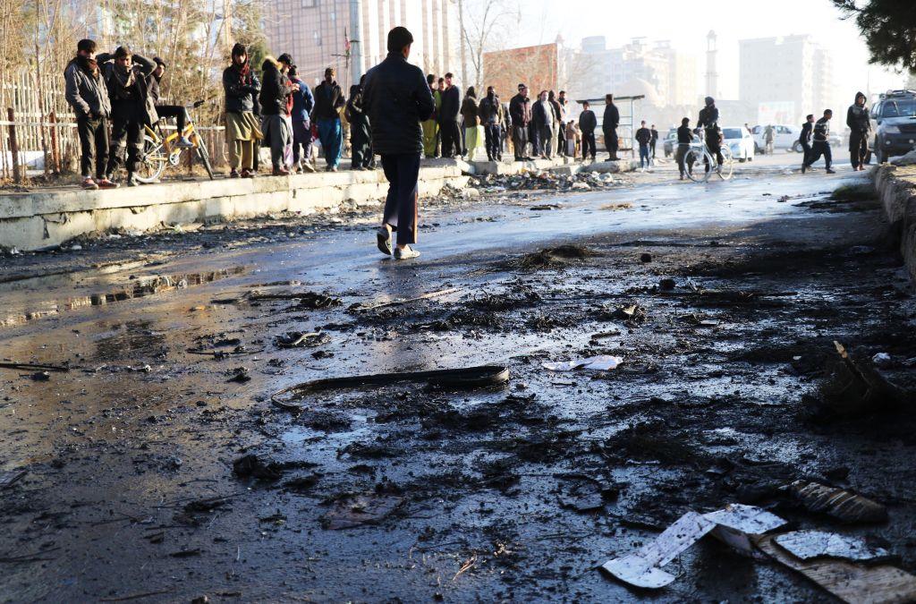 Tir de rachete asupra capitalei afgane Kabul. Cel puţin o persoană a murit