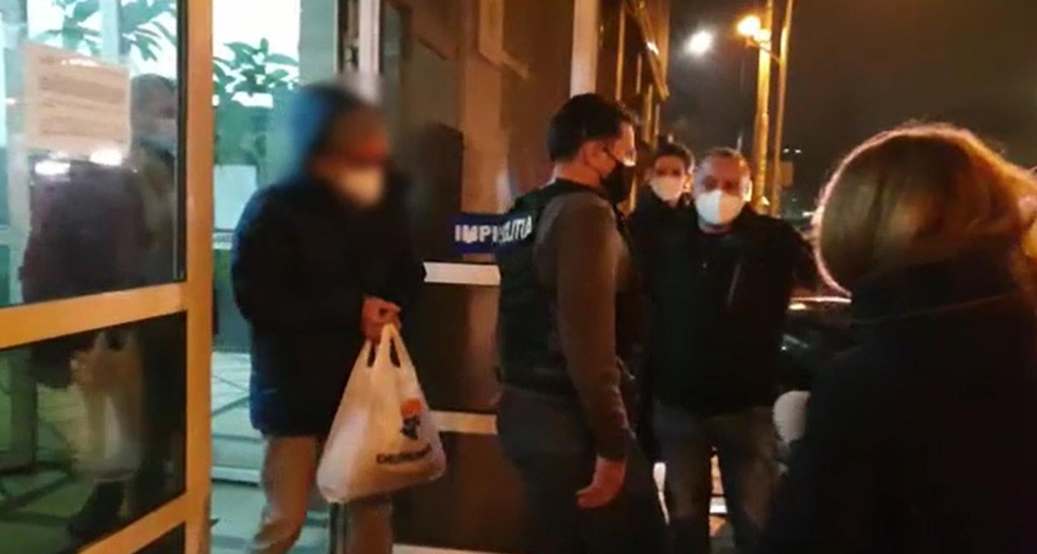 """Brancardierul de la """"Victor Babeş"""" care a detubat o pacientă internată la ATI, plasat în arest la domiciliu"""