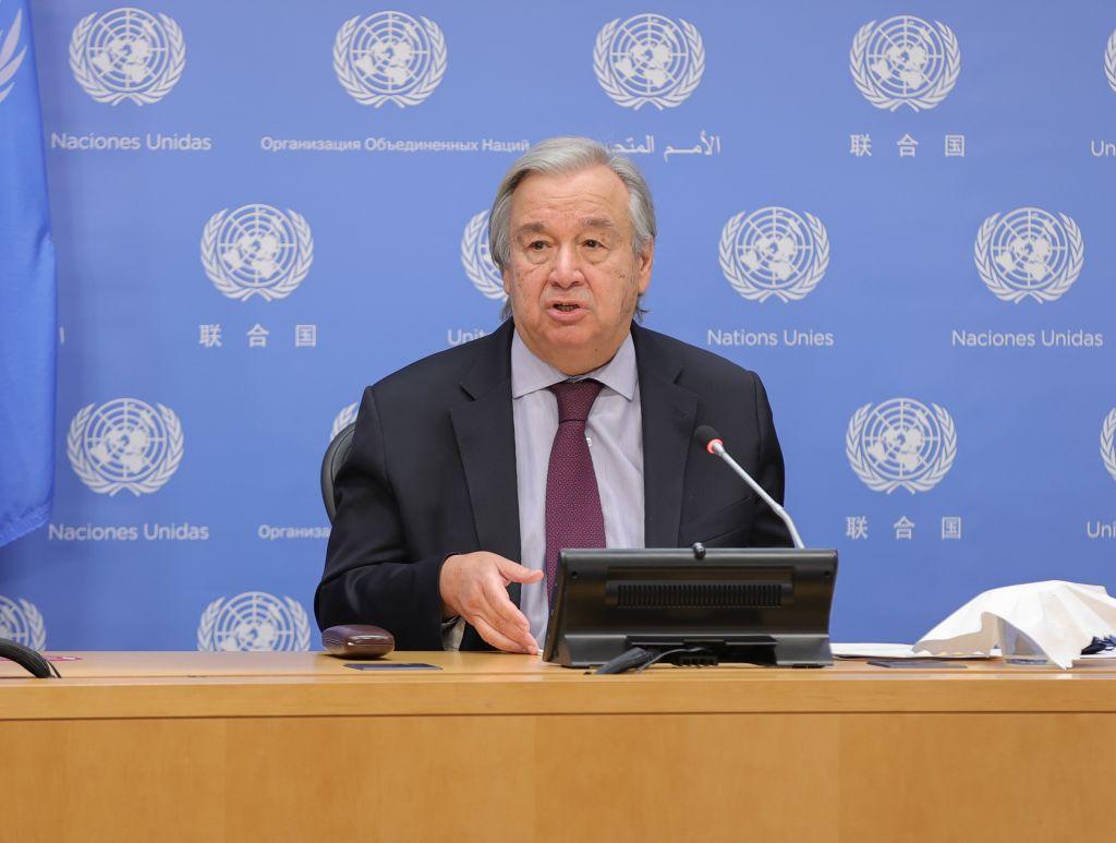 Secretarul general al ONU le solicită statelor să declare