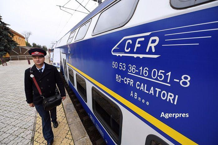 CFR Călători introduce un nou serviciu premium de tip InterCity