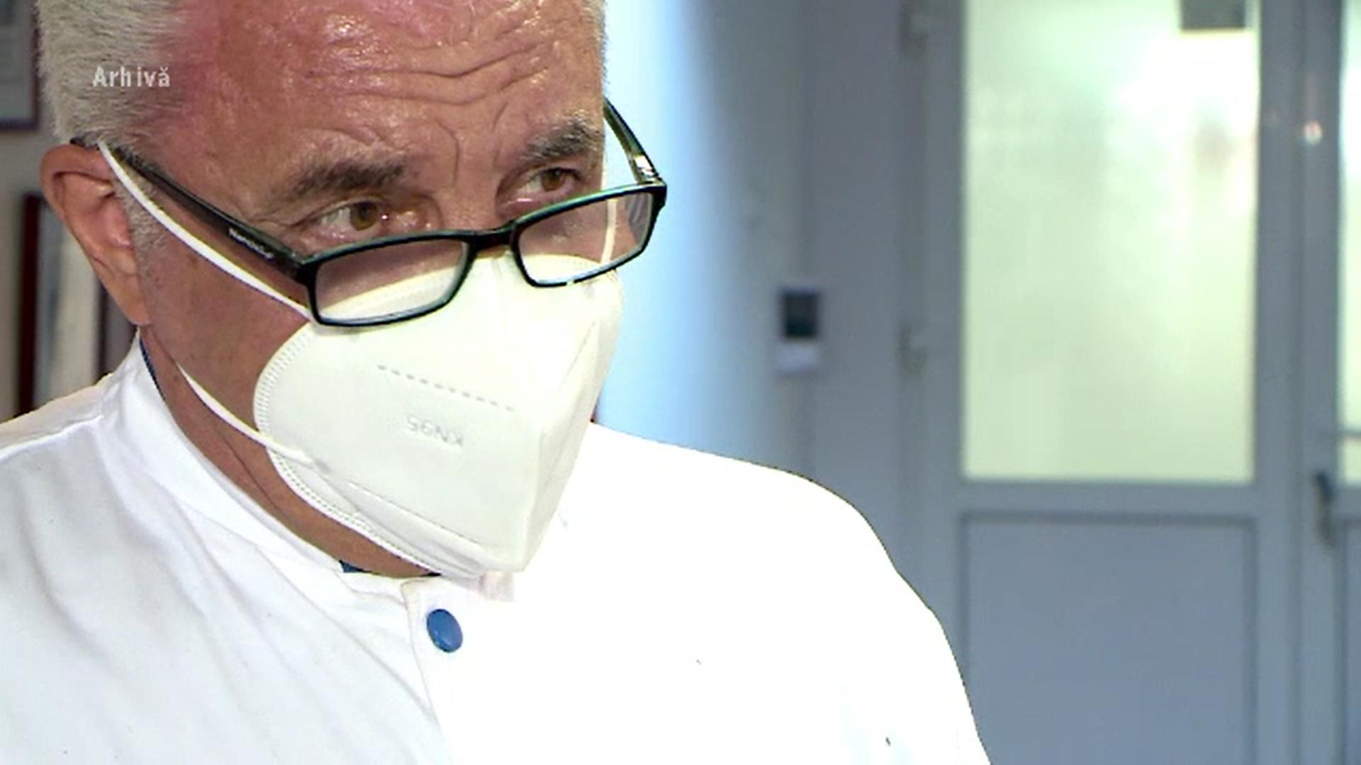 Președintele Colegiului Medicilor din Neamț a pierdut lupta cu COVID-19. Chirurgul Iosif Koszeghi a murit