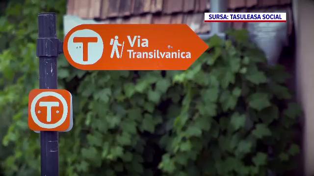 Peste 1.500 de turiști au trecut pe Via Transilvanica anul acesta. Localnicii, încurajați să cumpere cei 800 de km de traseu