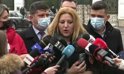 """Șoșoacă, viitoare senatoare AUR, și-a scos masca în fața lui Iohannis: """"Este un semnal"""""""