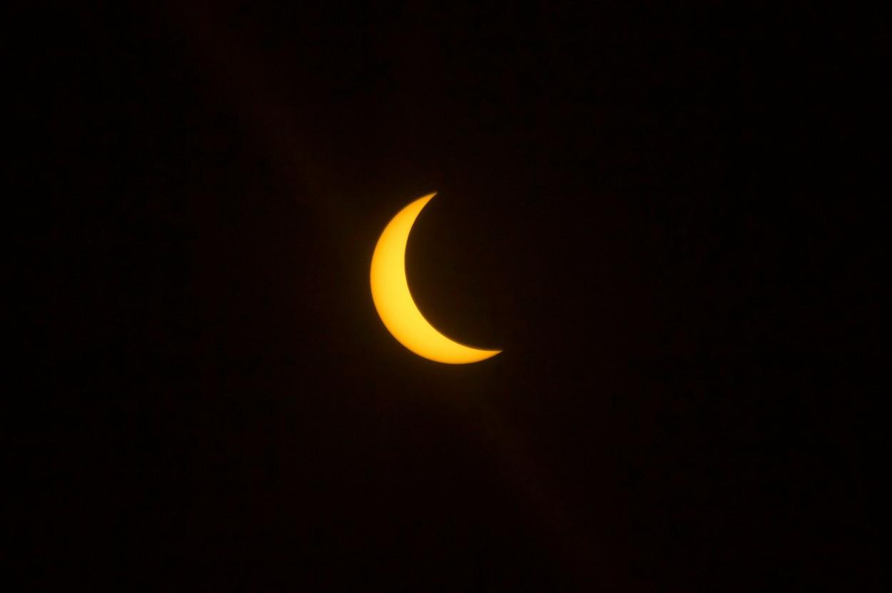 Eclipsă totală de soare vizibilă în Chile şi Argentina