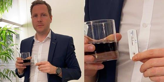 Ce spun experții despre experimentele care arată băuturi pozitive la coronavirus. Cât de reale sunt
