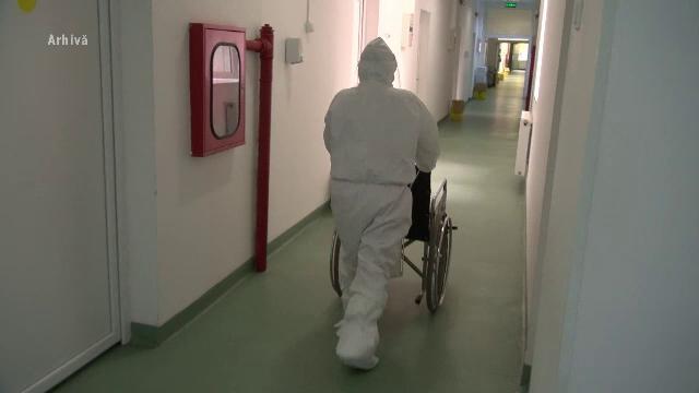 Focar de Covid-19 la un centru medico-social din Galați. 107 din cei 120 de pacienți sunt infectați