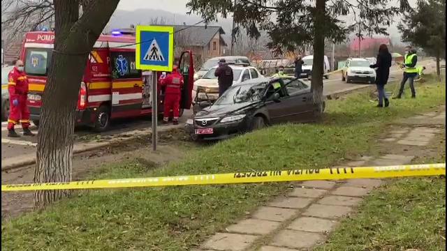 Un șofer care a refuzat să oprească la semnalele polițiștilor a fost împușcat mortal