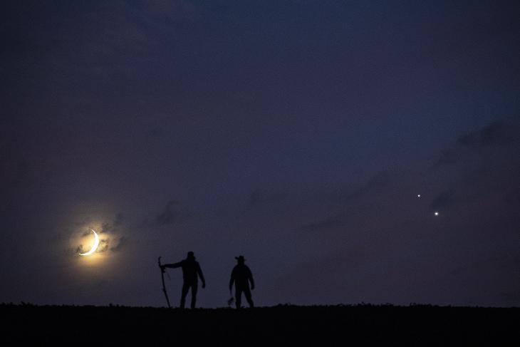 Eveniment astronomic spectaculos pe 21 decembrie. Îl vom putea vedea cu ochiul liber