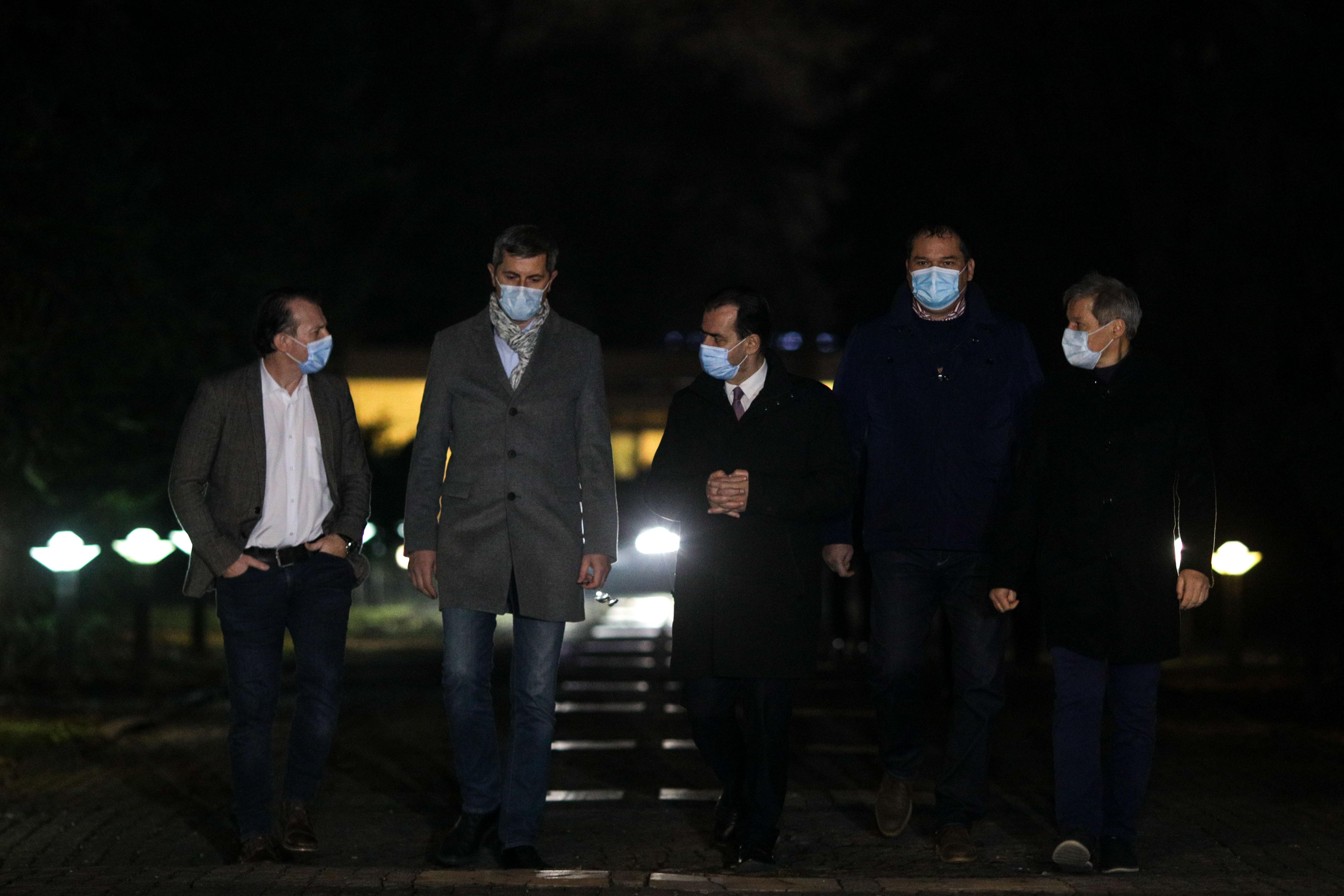 """Replica lui Orban la nemulțumirile din partid privind negocierile: """"Formăm o echipă"""""""
