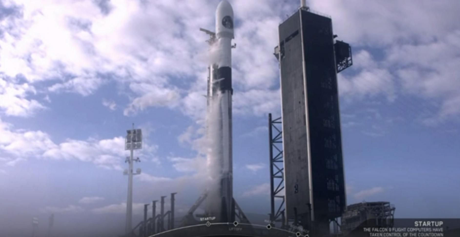 SpaceX a lansat cu succes un satelit spion. Ce misiune va avea. VIDEO