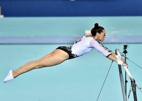 Larisa Iordache, gimnasta româncă cu cele mai multe medalii la europene. Cum arată acum. FOTO