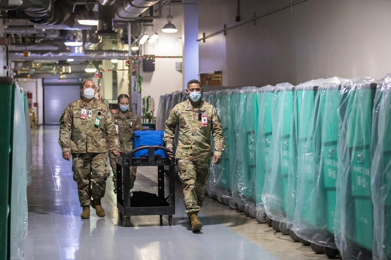 Interpol: Vom asista la atacuri în timpul transportului vaccinurilor