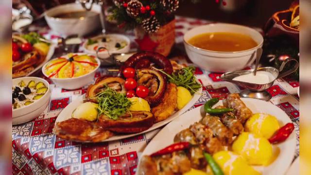 Cât costă anul acesta meniurile de Crăciun și Revelion. Livrările continuă și după Sărbători