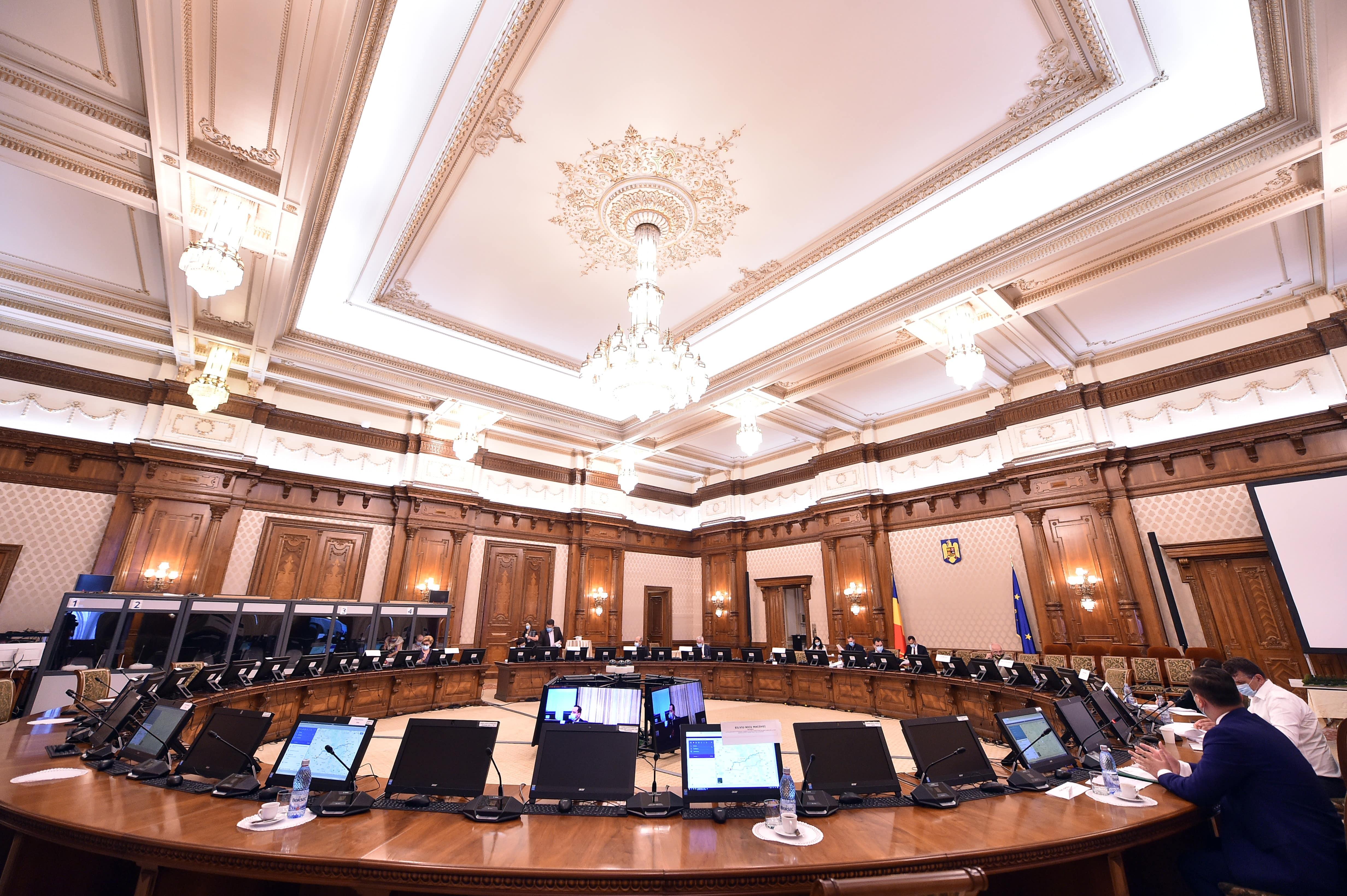 Cum și-au împărțit partidele parlamentare șefiile comisiilor. PSD a primit cele mai multe