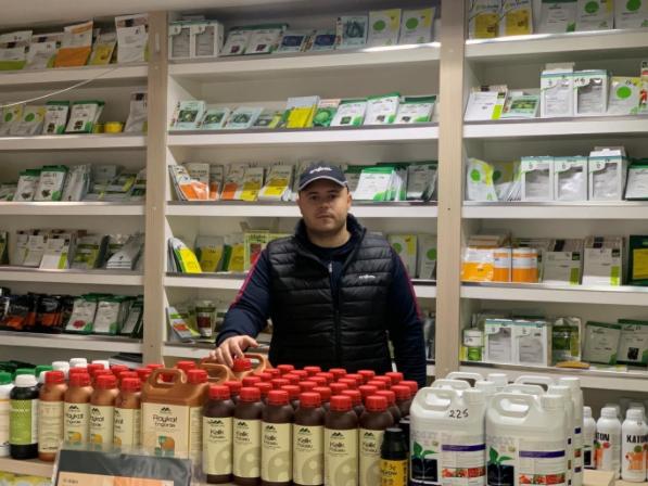 (P) Cropmarket - cine se află în spatele celui mai de succes magazin agricol online