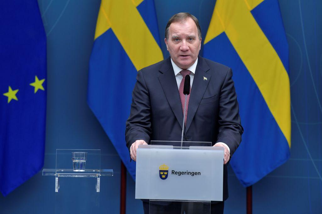Premierul suedez Stefan Lofven şi-a prezentat demisia, după votul de neîncredere pe care i l-a acordat parlamentul