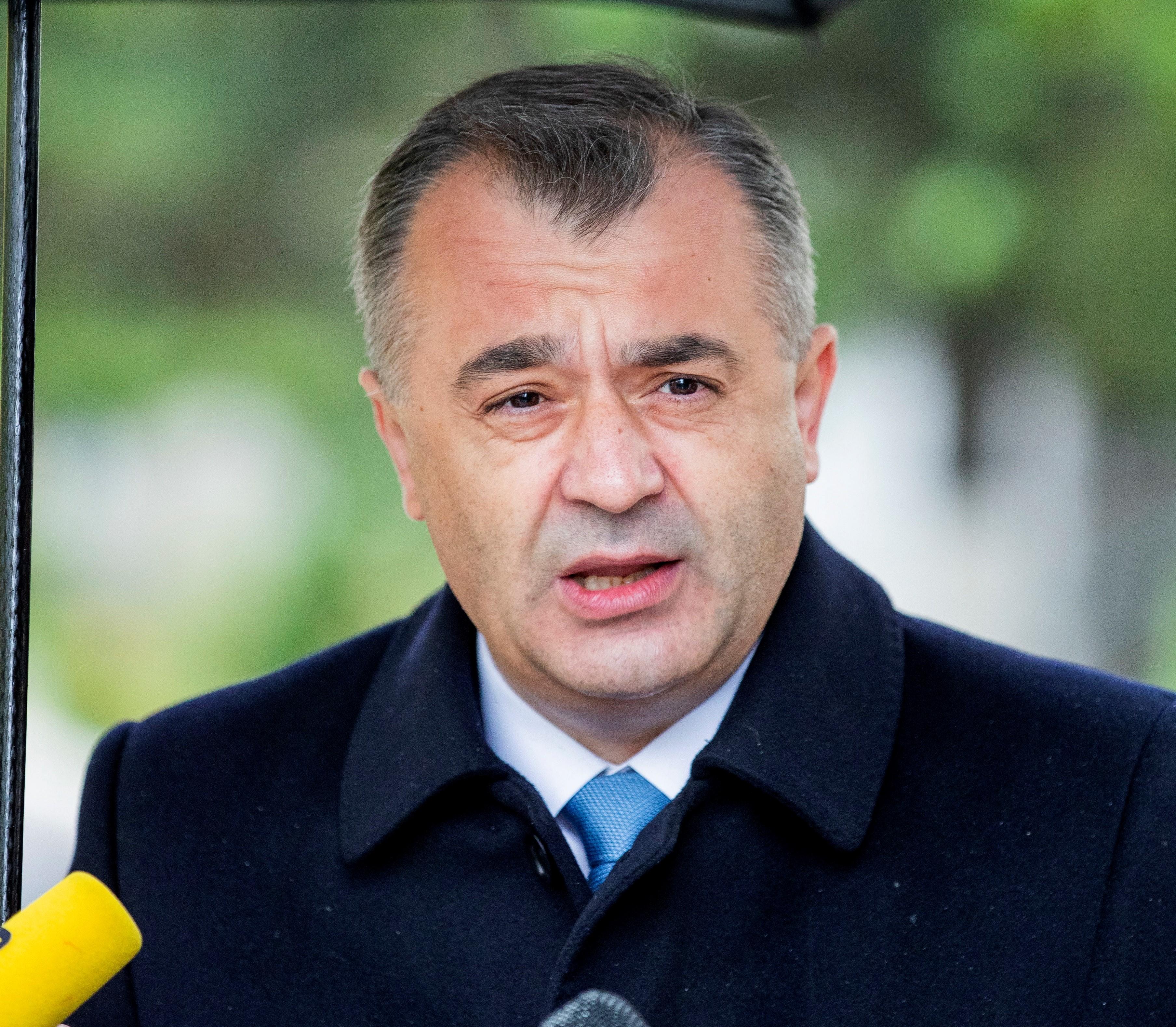 Guvernul Republicii Moldova își va da demisia. Anunțul, făcut de premierul Ion Chicu