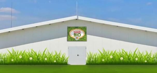 (P) Toneli lansează ouăle Bio