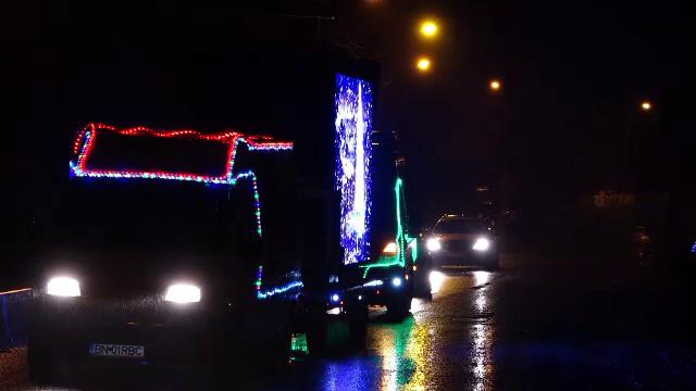 Caravana Crăciunului, în Bistrița. Patru seri de colinde pentru cetățenii orașului
