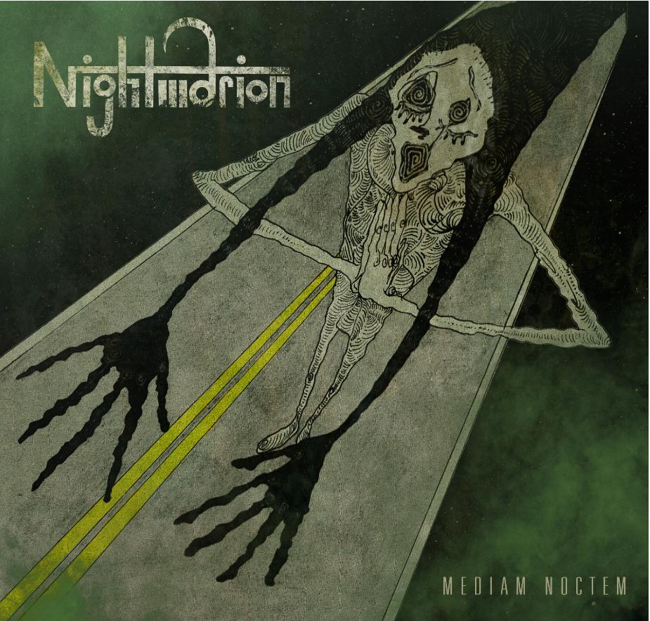 """Trupa românească de alternativ metal Nightmarion și-a lansat primul său album, """"Mediam noctem"""""""