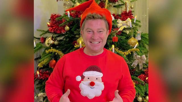 Cum și-au petrecut vedetele Crăciunul. Mesajul lor pentru fani