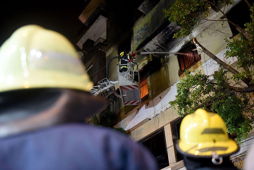 Incident tragic în Egipt. Şapte bolnavi de COVID-19 au murit arși de vii într-un spital