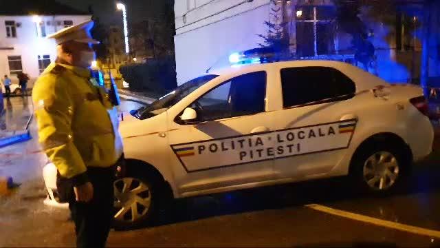 Un bărbat a cerut 5000 de euro ca să nu arunce în aer Primăria Pitești. Cum a fost prins