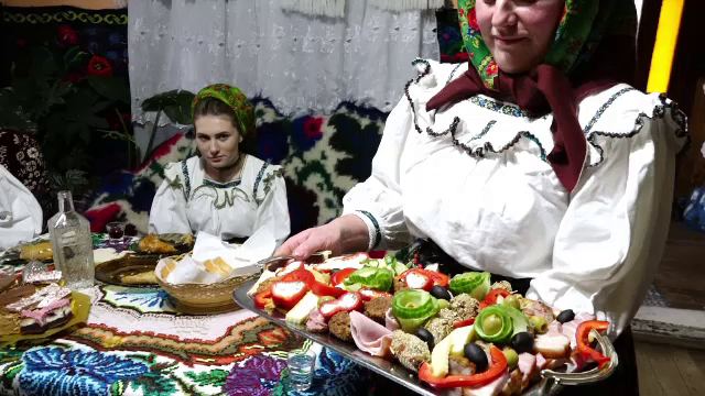 În inima Maramureșului, tradițiile de Crăciun au animat satele pitorești. Ce surprize li s-au pregătit turiștilor
